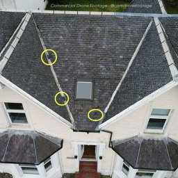 CDF Roof Inspection