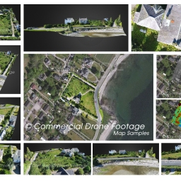 Demolition / House Build site Map demo
